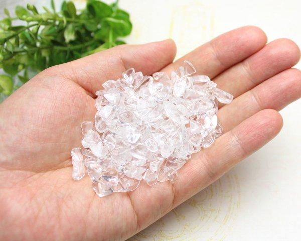 画像4: 感謝セール♪ブラジル産水晶さざれチップ180グラム 800円♪置いておくだけ簡単浄化♪